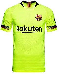 Camisa  Barcelona 2018 2019 II jogador
