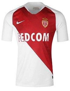Camisa oficial Nike Monaco 2018 2019 I jogador