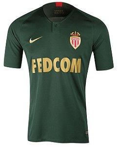 Camisa oficial Nike Monaco 2018 2019 II jogador