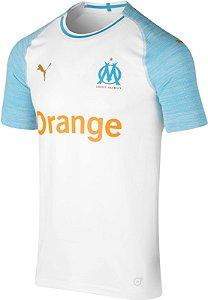 Camisa oficial Puma Olympique de Marseille 2018 2019 I jogador