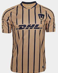 Camisa Pumas Unam 2018 2019 II jogador