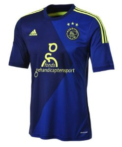 Camisa oficial Adidas Ajax 2014 2015 II Jogador