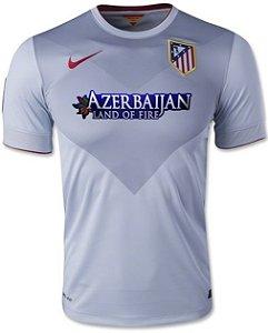 Camisa oficial Nike atlético de Madrid 2014 2015 II jogador