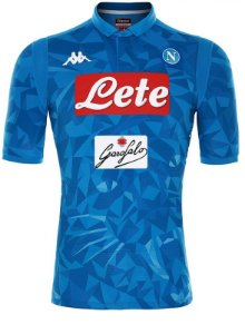Camisa oficial Kappa Napoli 2018 2019 I jogador