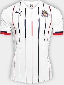 Camisa oficial Puma Chivas Guadalajara 2018 2019 II jogador