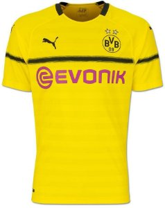 Camisa oficial Puma Borussia Dortmund 2018 2019 Champions League