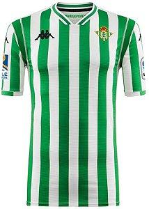 Camisa oficial Kappa Real Betis 2018 2019 I jogador