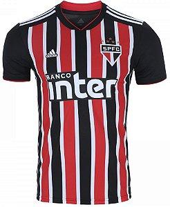 Camisa oficial Adidas São Paulo 2018 II jogador