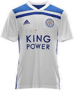 Camisa oficial Adidas Leicester City 2018 2019 III jogador