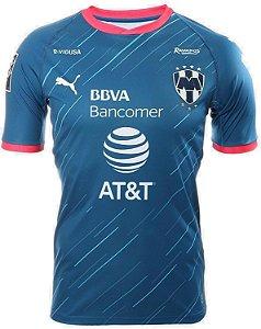 Camisa oficial Puma Monterrey 2018 2019 II jogador