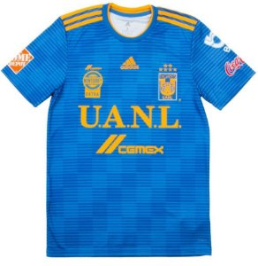 Camisa oficial Adidas Tigres UANL 2018 2019 II jogador