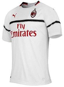 Camisa oficial Puma Milan 2018 2019 II jogador