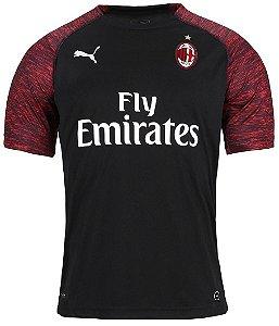 Camisa oficial Puma Milan 2018 2019 III jogador