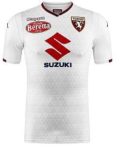 Camisa oficial Kappa Torino 2018 2019 II jogador
