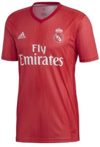 Camisa oficial Adidas Real Madrid 2018 2019 III jogador