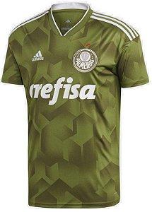 Camisa oficial Adidas Palmeiras 2018 III jogador