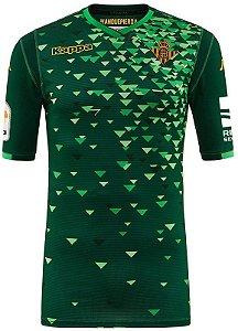Camisa oficial Kappa Real Betis 2018 2019 II jogador