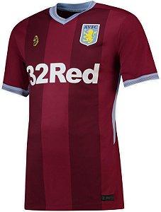 Camisa oficial Luke 1977 Aston Villa 2018 2019 I jogador