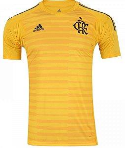 Camisa oficial Adidas Flamengo 2018 I Goleiro