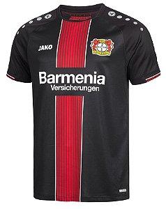 Camisa oficial Jako Bayern Leverkusen 2018 2019 I jogador