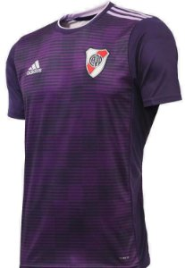 Camisa oficial Adidas River Plate 2018 2019 II jogador