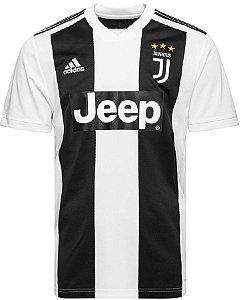 Camisa oficial Adidas Juventus 2018 2019 I jogador sem patch