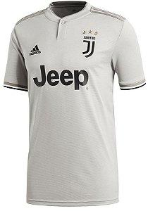 Camisa oficial Adidas Juventus 2018 2019 II jogador sem patch