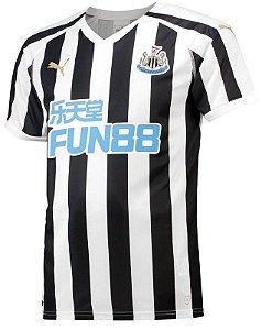 Camisa oficial Puma Newcastle United 2018 2019 I jogador