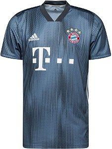 Camisa oficial Adidas Bayern de Munique 2018 2019 III jogador
