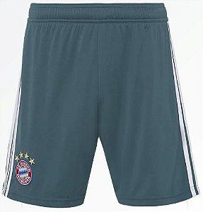 Calção oficial Adidas Bayern de Munique 2018 2019 III jogador