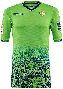 Camisa oficial Kappa Real Betis 2018 2019 III jogador