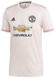 Camisa oficial Adidas Manchester United 2018 2019 II jogador