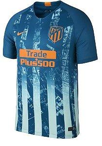 Camisa oficial Nike Atletico de Madrid 2018 2019 III jogador