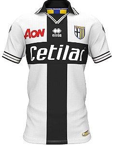 Camisa oficial Errea Parma 2018 2019 I jogador