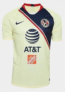 Camisa oficial Nike América do México 2018 2019 I jogador