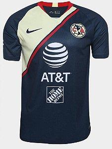 Camisa oficial Nike América do México 2018 2019 II jogador