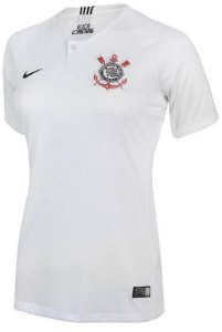 Camisa feminina oficial Nike Corinthians 2018 I