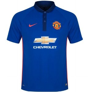 Camisa oficial Nike Manchester United 2014 2015 III jogador