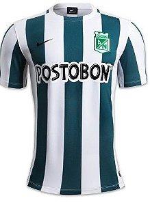 Camisa oficial Nike Atlético Nacional de Medellin 2014 2015 I jogador
