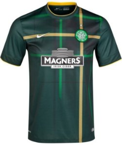 Camisa oficial Nike Celtic 2014 2015 II Jogador