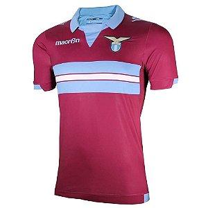 Camisa oficial Macron Lazio 2014 2015 II jogador