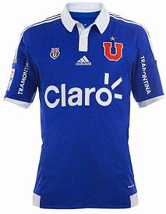 Camisa oficial Adidas Universidad de Chile 2014 2015