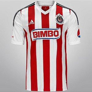 Camisa oficial Adidas Chivas Guadalajara 2014 2015 I jogador