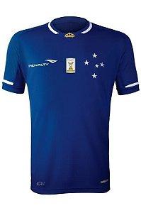Camisa oficial Penalty Cruzeiro 2015 I jogador com patch