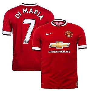 Camisa oficial Nike Manchester United 2014 2015 I Di Maria 7