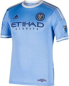 Camisa oficial Adidas New York City 2014 2015 I jogador