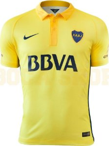 Camisa oficial Nike Boca Juniors 2014 2015 III jogador