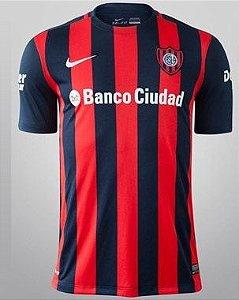Camisa oficial Nike San Lorenzo 2014 2015 I jogador