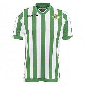 Camisa oficial Macron Real Betis 2014 2015 I jogador