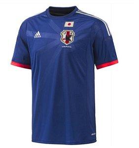 Camisa oficial Adidas Japão 2014  I jogador